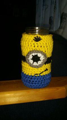 #Minions #crochet #järbo #järbogarn