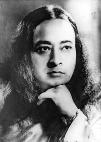 """From the Biography of Yogananda, """"Yogananda expressed himself favorably towards the typical American attitude,'One day? Someday? Why not now?'"""""""