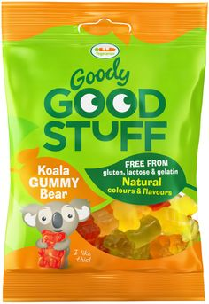 Goody Good Stuff Koala Gummy Bear -Veganbox September 2014