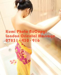Oriental bliss massage London
