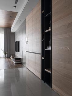 📣 87 Models Of Modern Home Interior Design that Looks Elegant and Needs to Know Basic Elements Of Modern Home Interior Modern Home Interior Design, Flat Interior, Apartment Interior Design, Interior Decorating, Küchen Design, House Design, Design Ideas, Living Room Decor Inspiration, Muebles Living