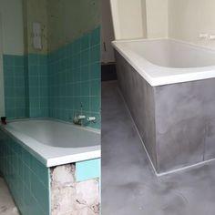 Die 15 besten Bilder auf Fliesen verputzen | Bathroom, Washroom und ...