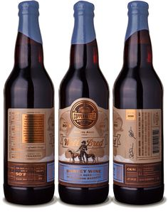 Copper Kettle Barrel-Aged Beers: Well Bred - Emrich
