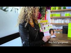 Icons: Curly Hair Expert Lorraine Massey