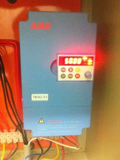 440 volt inverter analog signal level setting table – inverter