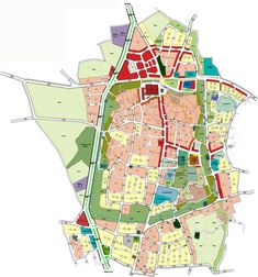 Battalgazi (Malatya) Arkeolojik Sit Alanına Ait KAİP – 2012 Urban Analysis, Land Use, Master Plan, Urban Planning, Urban Design, Planer, How To Plan, Landscape, Architecture