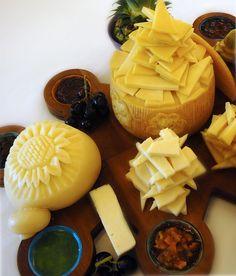 .CreativeWeddingStyle.com  I love cheese