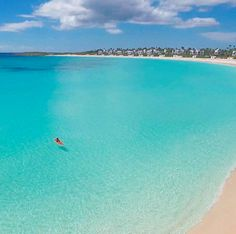 Maunday's Bay, Anguilla, B.W.I.