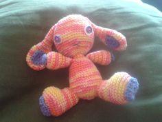 Sweet bunny #crochet #haken