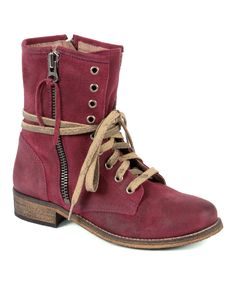 MTNG Morado Hanna Leather Boot | zulily