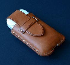 IQOS Electronic Cigarette Leather Case. by VladislavKostetskyi
