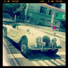 Old school cars ; thee best