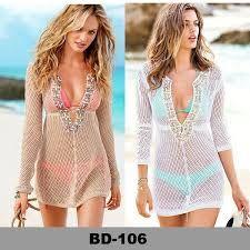 Resultado de imagen para vestidos a crochet para mujer