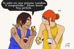 Diana Reyes #Caricatura