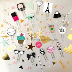 Chic Paperclip Bundles by sweetlilluxuries on Etsy