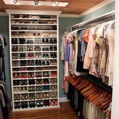 Closet Design, Pictures, Remodel, Decor and Ideas - page 21