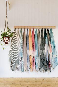 FOUTA ręcznik House of Rym 100% bawełna - NORD-Home - Ręczniki