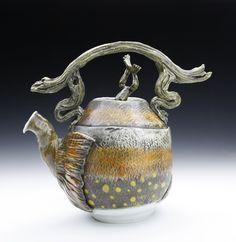 Hada VII by Mark Chuck of Kingsley, PA. 2014 NICHE Awards Finalist. Category: Ceramics, Sculptural. #ceramics, #sculpture