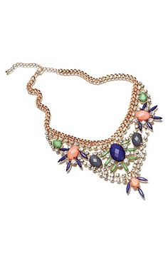 Guinevere Crystal Statement Necklace | Nordstrom