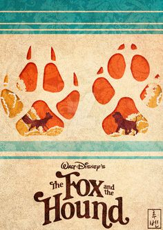 Disney Classics 24 The Fox and the Hound by Hyung86 on DeviantArt