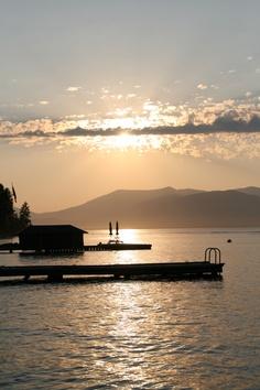 Lake Pend O'reille, Sandpoint, Idaho