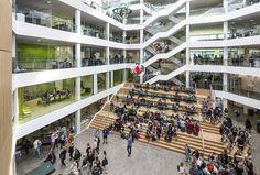 VIA University College Aarhus City,© Niels Nygaard