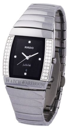 RADO R13577712 Sintra Super Jubile Ceramic Diamonds Midi Unisex Brand NEW Watch