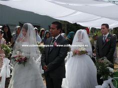 MATRIMONIOS DE OBEDIENCIA  2 matrimonios en MADRID ESPAÑA .. y otros 2 matrimonios en REUS , TARRAGONA ,