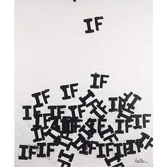 ART | FallingIfsPrint40x43inS13