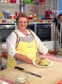 Tagliatelle prosciutto e zucchine, la ricetta di Alessandra Spisni | TELEcucinoIO