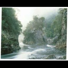 Morning Mist, Rock Island Bend, Franklin River, by Peter Dombrovskis was used by the Tasmanian Wilderness Society Wilderness Society, Amazing Nature Photos, Nature Pictures, Rock Island, Landscape Photographers, Places To See, Natural Beauty, Beautiful Places, Amazing Places