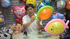10  010造型氣球教學-熱帶魚