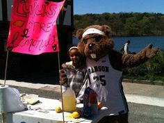Last year, at Lemonade Day, Little Sister Lulu won the Mayor's Healthiest Lemonade Contest! Healthy Lemonade, Match Highlights, Little Sisters