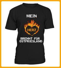OstfrieslandHerzbrennt - Shirts für reisende (*Partner-Link)