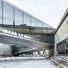 Image 3 of 22. Danish Maritime Museum / BIG - Bjarke Ingels Group. Image © Rasmus Hjortshøj