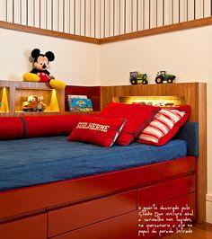 For boy. #decor #interior #design #kids #boy #casadevalentina