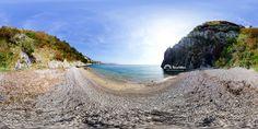 Beach Principe - Duino - Friuli-Venezia Giulia - Italy