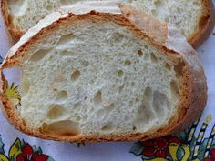 Irén sütöget: Próba kenyér esti kovásszal (korábban is saját recept volt és most is az a sütőkőre). Fondant, Bakery, Sweets, Cookies, Brot, Crack Crackers, Gummi Candy, Candy, Biscuits