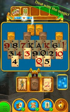 Pyramid Solitaire Saga, Bubble Witch, Solitaire Games, Candy Crush Saga, Free To Play, Game Item, Farm Hero Saga, Hidden Treasures, In Ancient Times