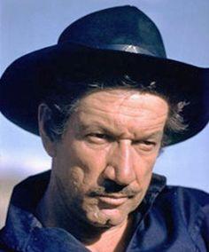 Richard Boone ...  Played Paladin of TV series Have Gun, Will Travel, 1957-1963 ...