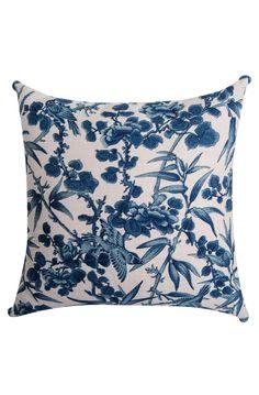 NARINI cushion blue, indiska