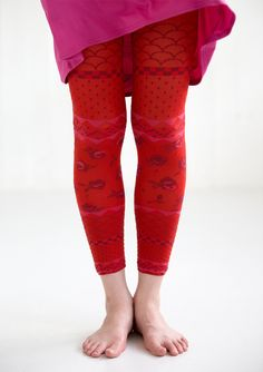 """Meiling"" microfibre leggings – Accessories – GUDRUN SJÖDÉN – Webshop, mail order and boutiques 