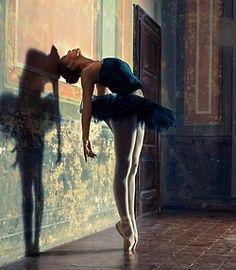 Artsy ballerina