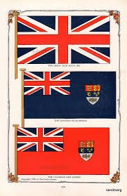first canadian flag - Google Search