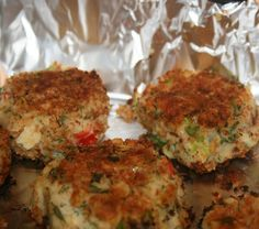 These tasty Butter Bean Fritters are fabulous - and still very low fat and low cholesterol!