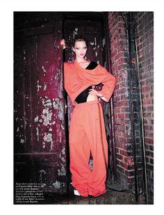 """Vogue Paris December 2011/January 2012, """"Let's Dance"""""""