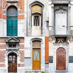 Doors of the World - Belgium