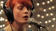 "Florence and the Machine - Cosmic Love (Live on KEXP) Florence and the Machine perform ""Cosmic Love"" live in the KEXP studio. Recorded 4/16/10."