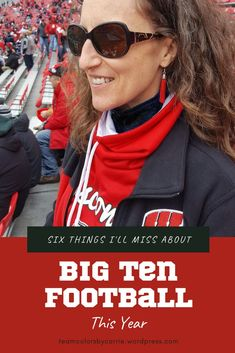 The Fall of 2020 just won't be the same without Big Ten football! 🏈 Are you going to miss the same things I am? #bigtenfootball #big10