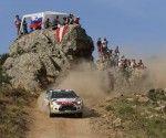 Smart kjøring sikret plass til Mads og Jonas i Sardinia. Sardinia, Rally, Monster Trucks